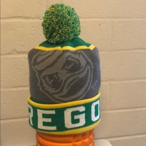 Oregon ducks beanie